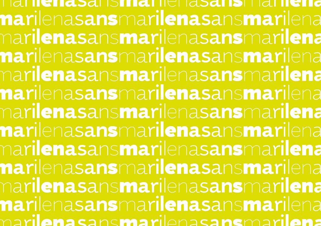 marilenaSans_soon